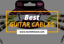 [Cover] Best Guitar Cables