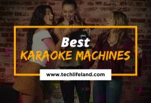 [Cover] Best Karaoke Machines
