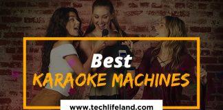 [Cover] Best Karaoke Machines