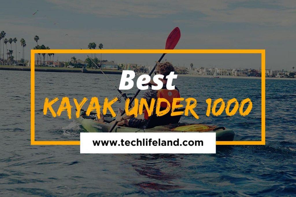 [Cover] Best Kayak Under 1000