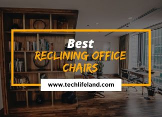[Cover] Best Reclining Office Chairs