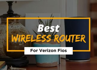 [Cover] Best Router for Verizon Fios