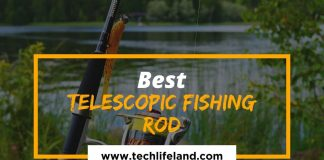 [Cover] Best Telescopic Fishing Rod