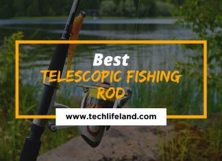 [Cover] Best Telescopic Fishing Rod