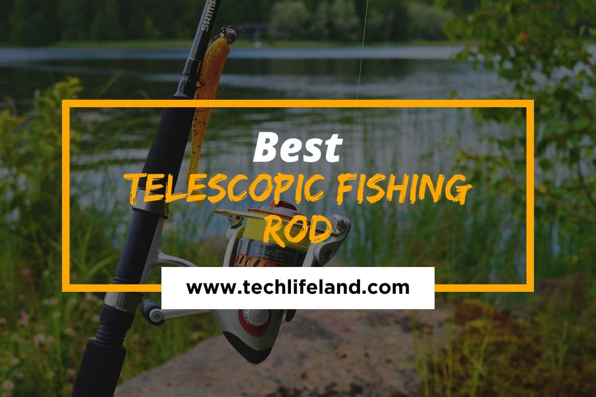 7 Best Telescopic Fishing Rod