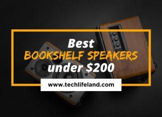 [Cover] Best Bookshelf Speakers under 200