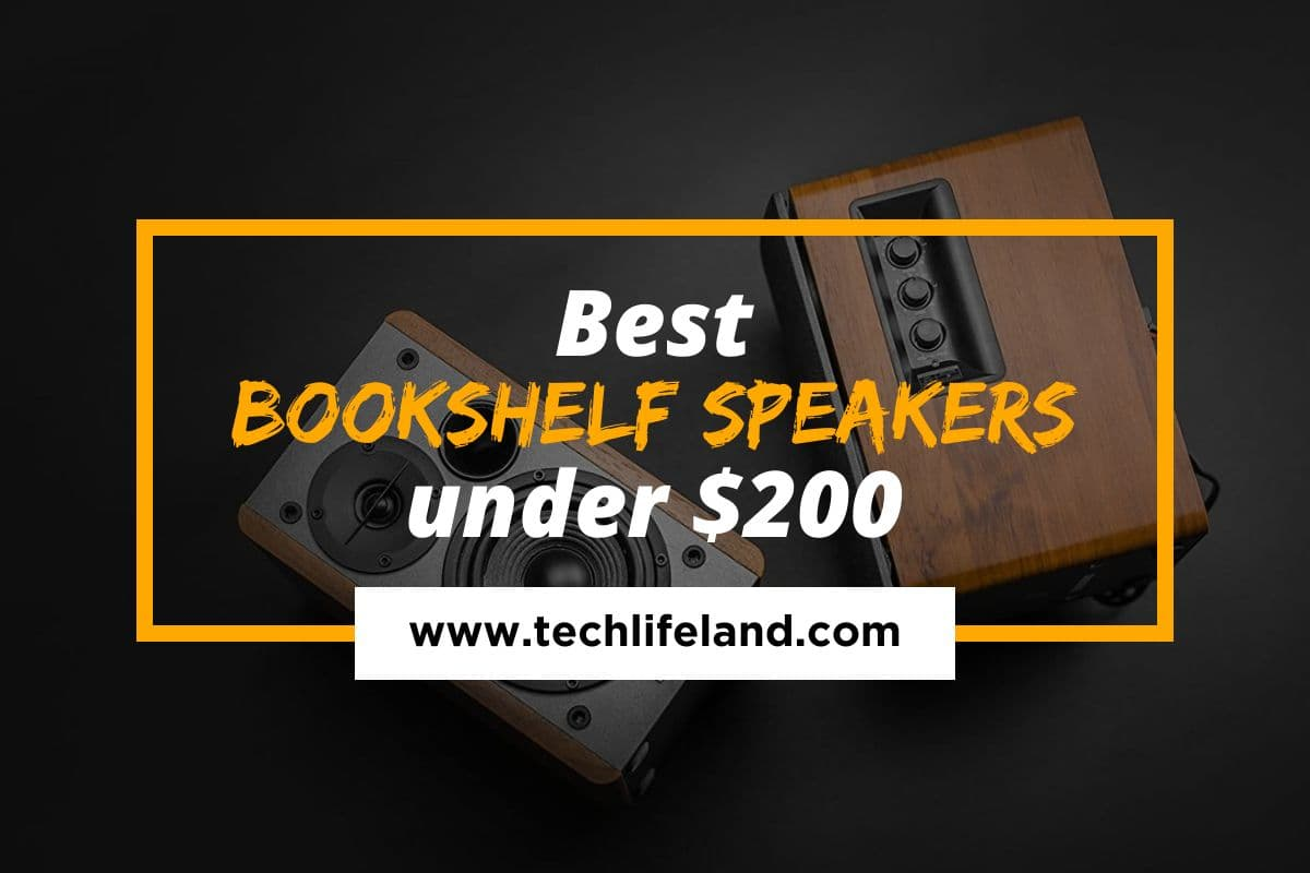 [Cover] Best Bookshelf Speakers under 200