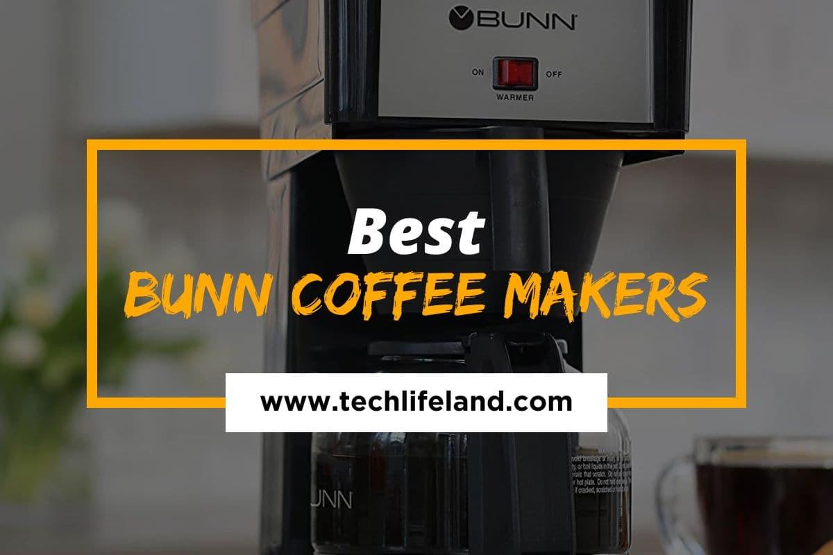 5 Best Bunn Coffee Makers