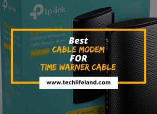 [Cover] Best Cable Modem For Time Warner Cable
