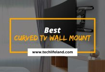 [Cover] Best Curved TV Wall Mount