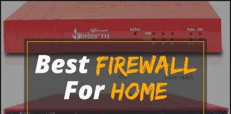 [Cover] Best Firewall for Home