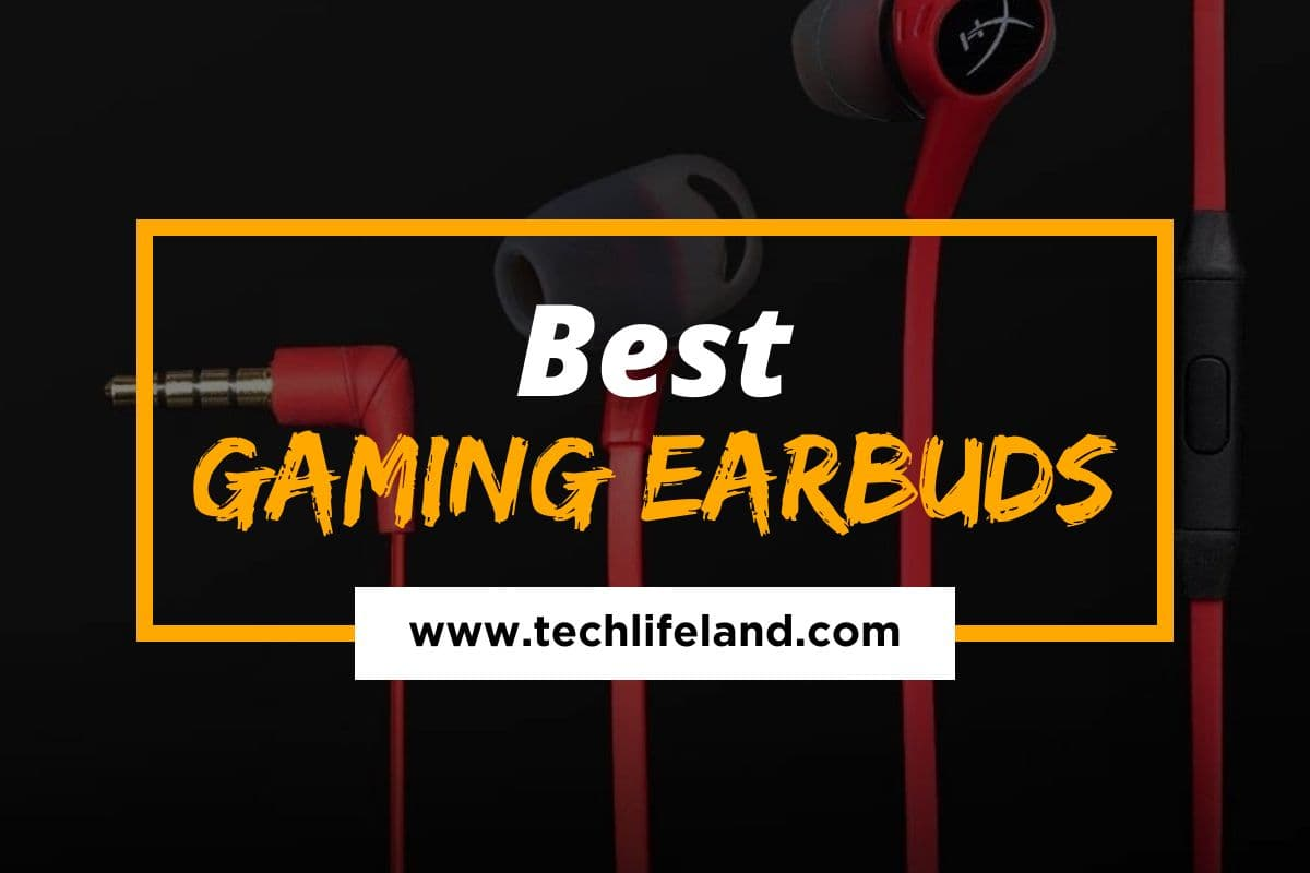 The 5 Best Gaming Earbuds – Your Guide To The Ultimate Gaming Experience