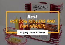[Cover] Best Hot Dog Rollers and Bun Warmer