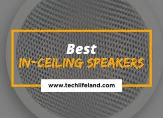 [Cover] Best In-Ceiling Speakers