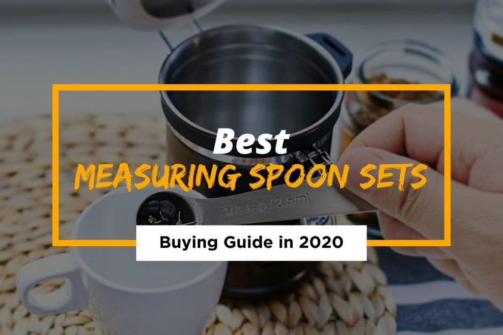 [Cover] Best Measuring Spoon Sets