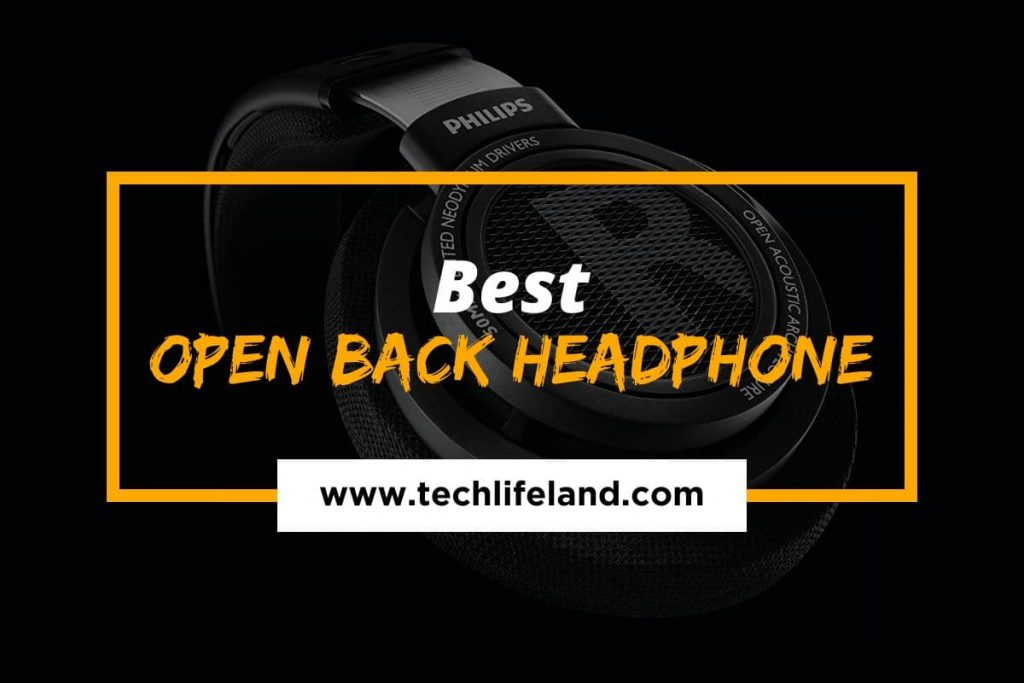 [Cover] Best Open Back Headphone