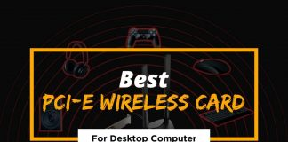 [Cover] Best PCI-E Wireless Card for Desktop Computers