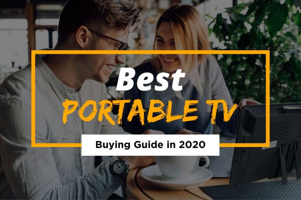 [Cover] Best Portable TV