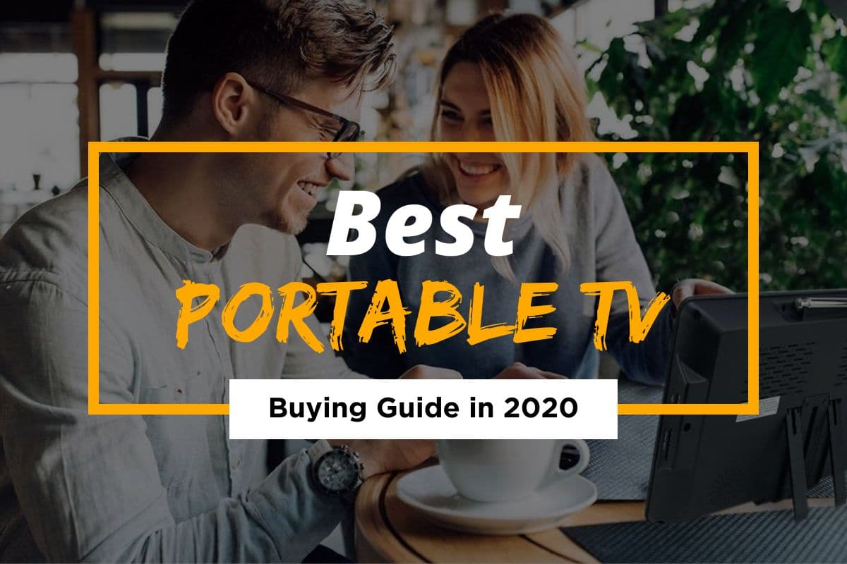 Best Portable TV in 2021 – Top Picks