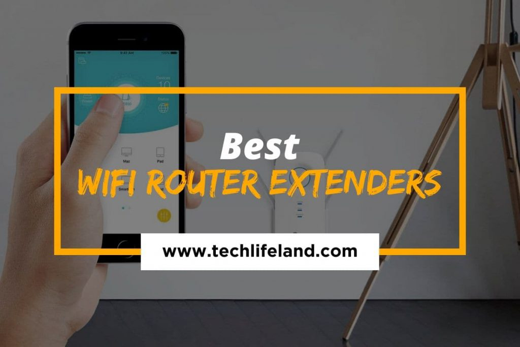 [Cover] Best Wi-Fi Router Extenders