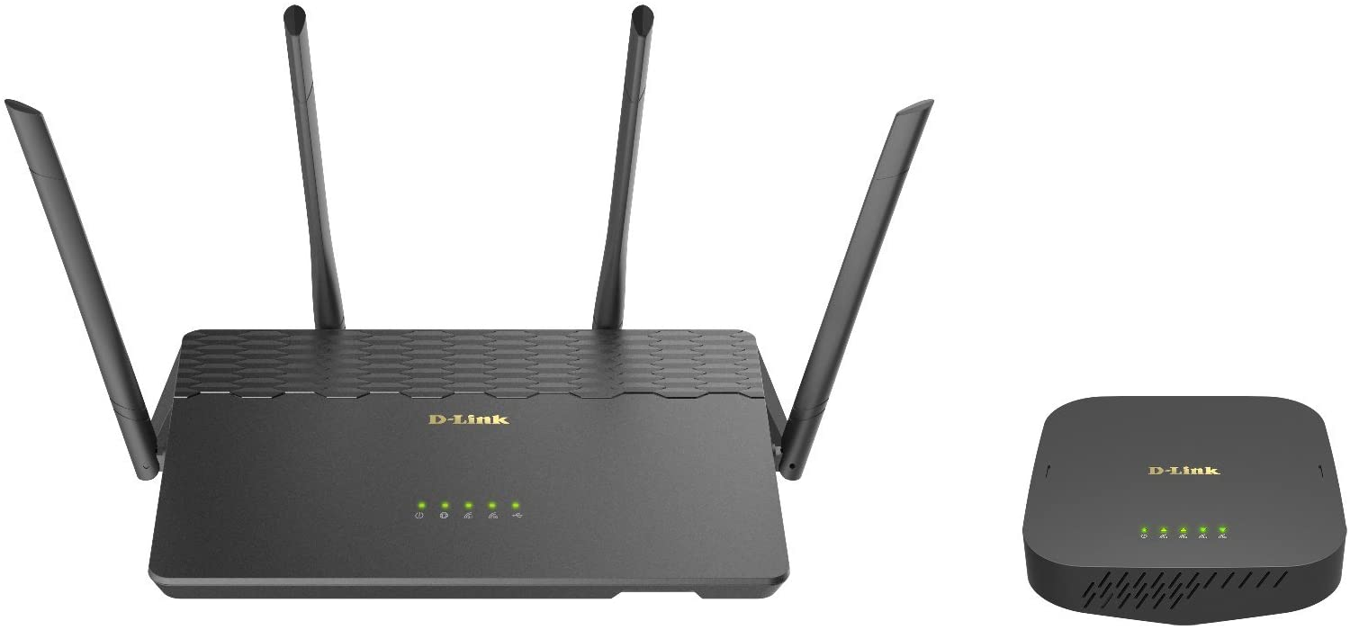 D-Link COVR Ac3900 Mesh WiFi System Review