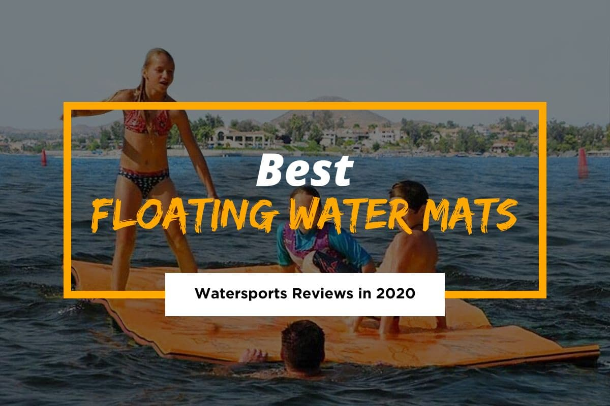 [Cover] Floating Water Mats
