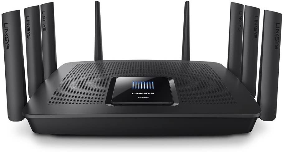 [Cover] Linksys EA9500 Review