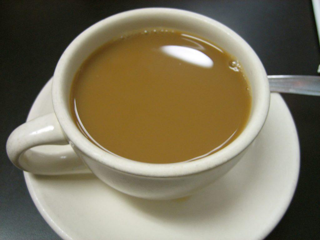 Popular Types of Coffee - Café au lait