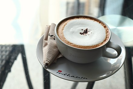 Popular-Types-of-Coffee-Cappuccino