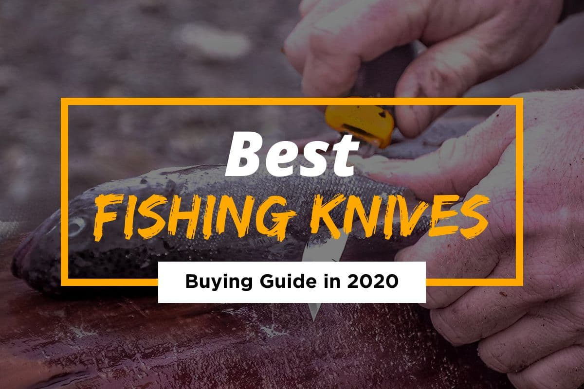 Best Fishing Knives in 2021 – Top 5 Product Reviews