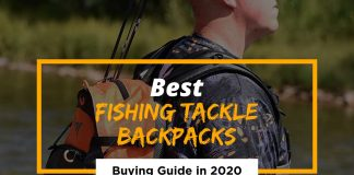 [Cover] Best Fishing Tackle Backpacks