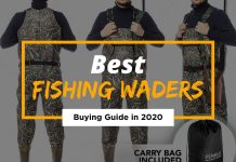 [Cover] Best Fishing Waders