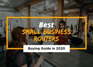 [Cover] Best Small Business Routers