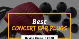 [Cover] Best Concert Ear Plugs
