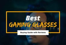 [Cover] Best Gaming Glasses