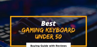 [Cover] Best Gaming Keyboard under $50