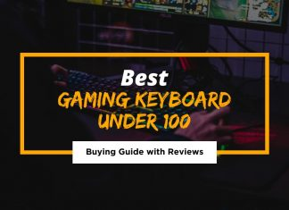 [Cover] Best Gaming Keyboards under $100